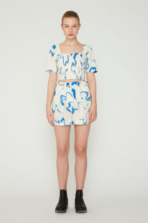 Camille Shorts Blue